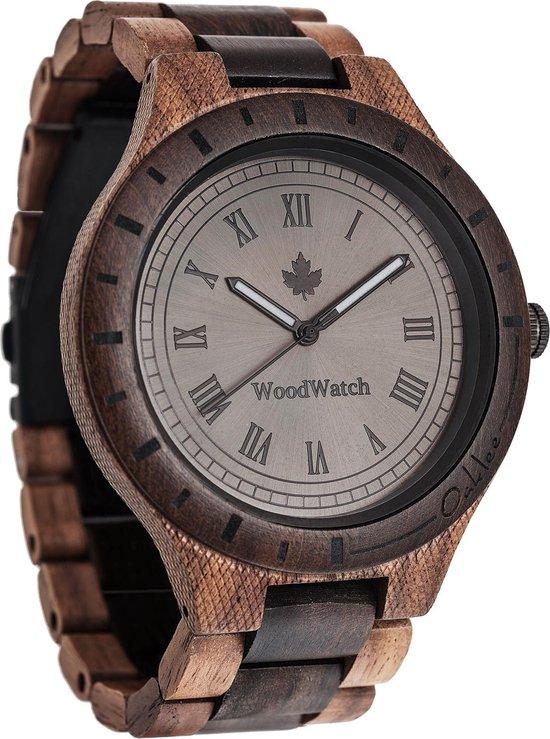 WoodWatch Oaklee Stroopie