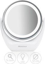 Medisana CM 835 Spiegel met Ringverlichting - Make-upspiegel - Ø12cm