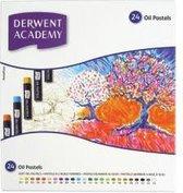 Derwent Pastels Academy in blik 24 stuks