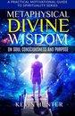 Omslag Metaphysical Divine Wisdom on Soul Consciousness and Purpose