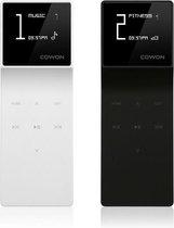 Cowon iAudio E3, 8GB MP3 speler Zwart