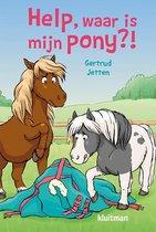 Help, waar is mijn pony?!