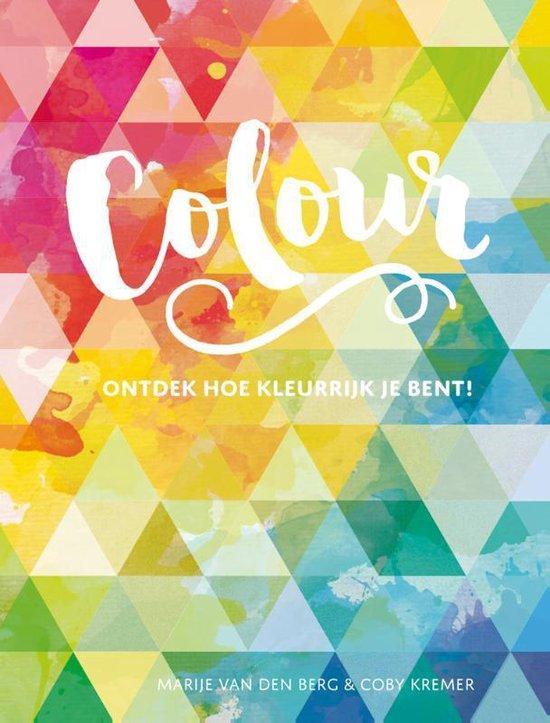 Colour - Marije van den Berg |