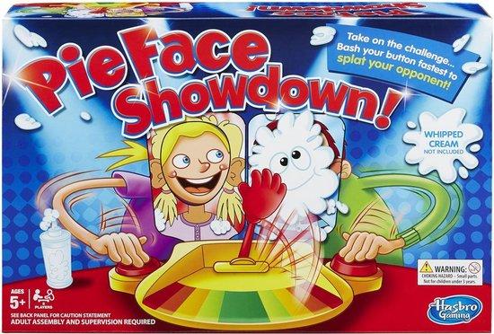 Afbeelding van het spel Hasbro Pie Face Showdown - Actiespel