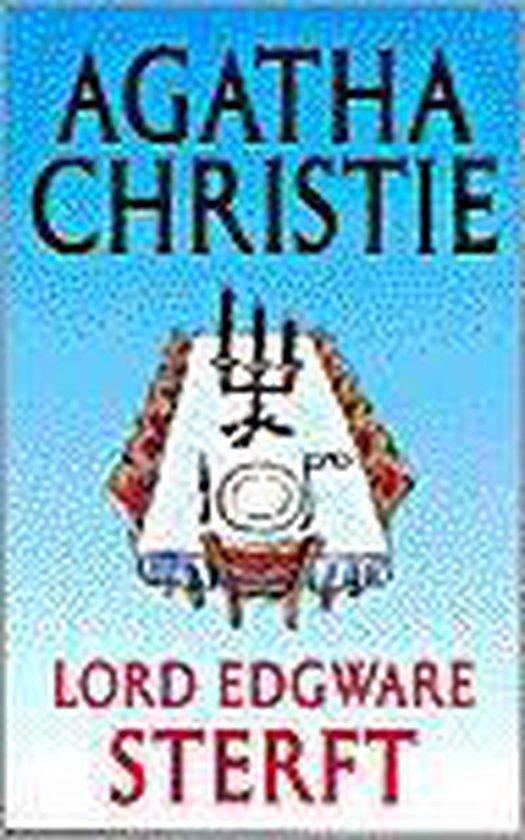 Lord Edgware sterft - Agatha Christie pdf epub