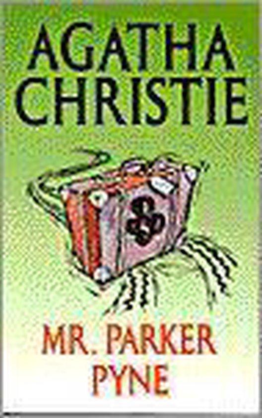 Mr. parker pyne - Agatha Christie  