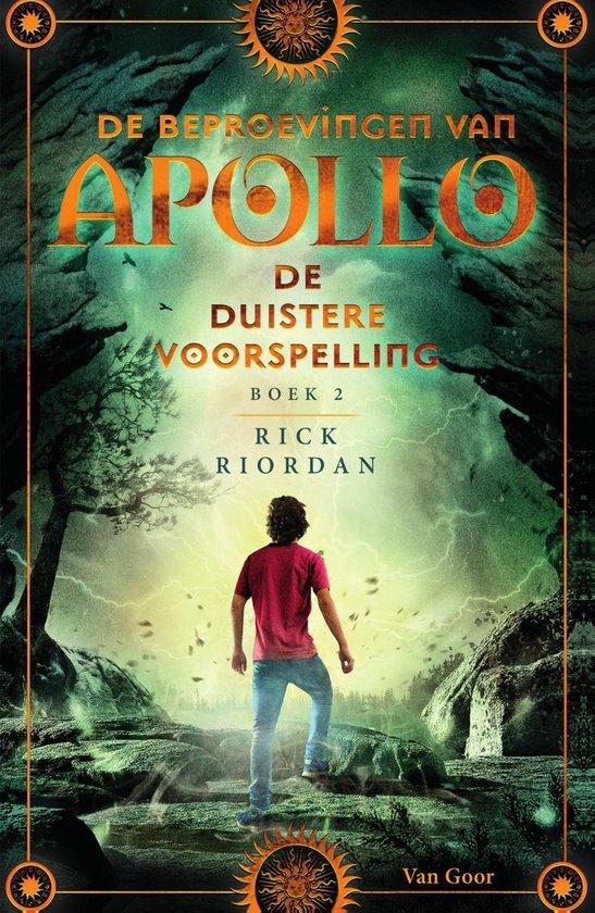 De Beproevingen van Apollo 2 - De duistere voorspelling - Rick Riordan  