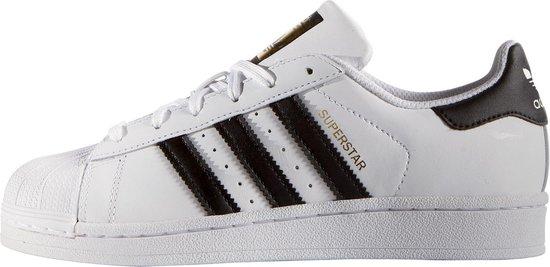 adidas Superstar J Sneakers - Ftwr White/Core Black/Ftwr White - Maat 36