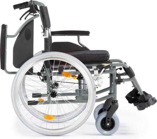 Lichtgewicht rolstoel MultiMotion M5 - 50 cm zitbreedte - MultiMotion