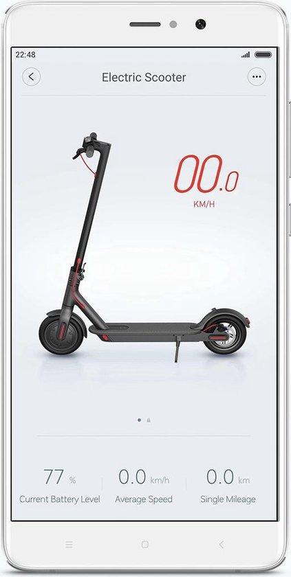 Xiaomi M365 Elektrische Step - E-Scooter - Wit