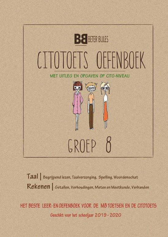 Oefenboek Cito groep 8 - Peter P. Meijer  