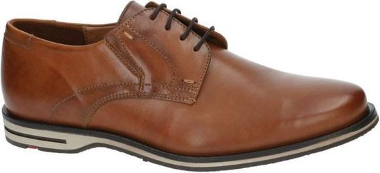 Lloyd -Heren -  cognac/caramel - casual / weekend - maat 42