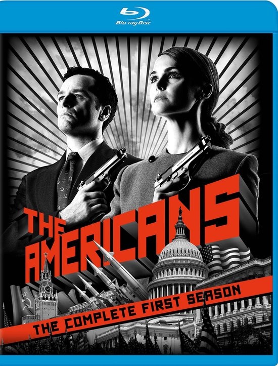 Cover van de film 'The Americans'