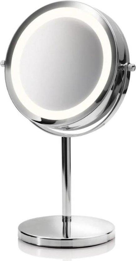 Medisana CM 840 Spiegel met Ringverlichting - Make-upspiegel - Ø13cm