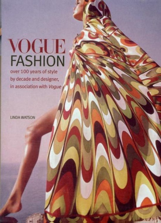 Boek cover Vogue Fashion van Linda Watson (Hardcover)