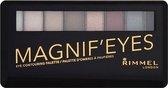 Rimmel Magnif'Eyes Eye Oogschaduw Palette - 003 Grunge Glamour
