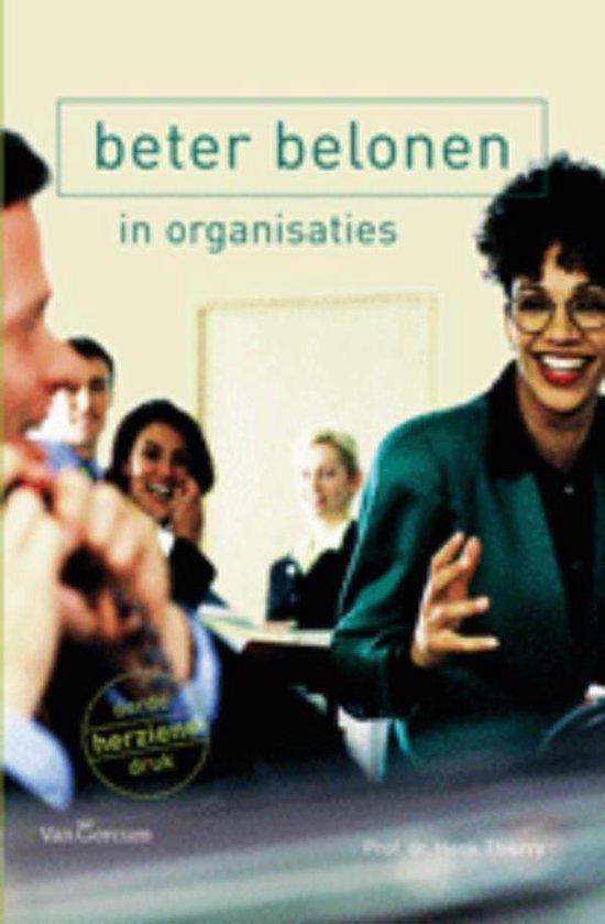 Beter belonen in organisaties-ebook - Henk Thierry  