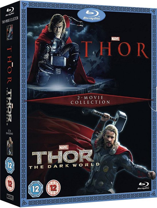 Cover van de film 'Thor/Thor-The Dark World'