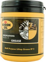 VET KROON KOGELLAGER/MULTI PURPOSE GREASE 600GM