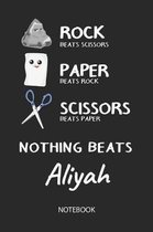 Nothing Beats Aliyah - Notebook