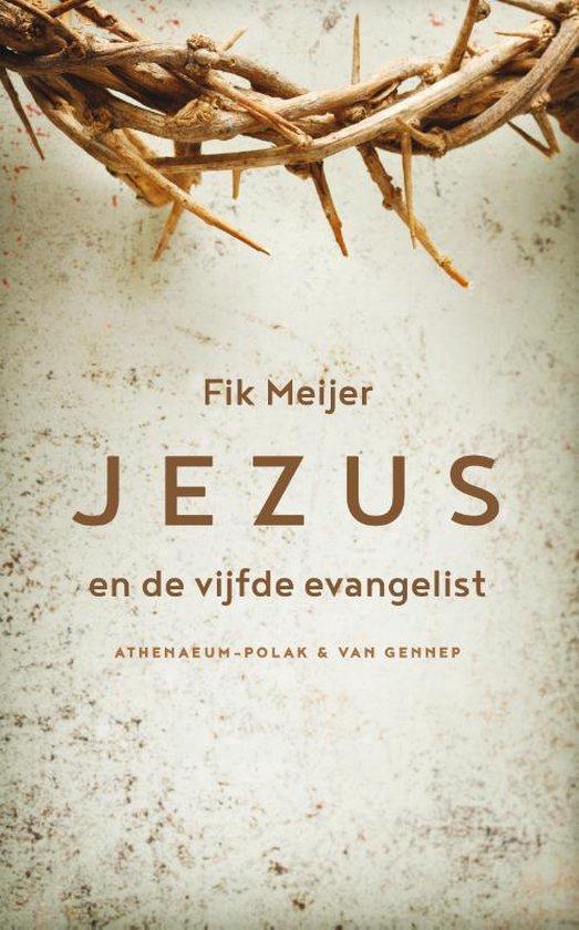 Boek cover Jezus van Fik Meijer (Paperback)