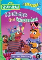Sesamstraat - Spelletjes & Knutselen