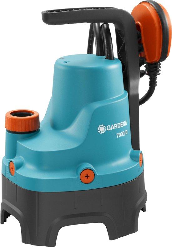 GARDENA Classic vuilwaterpomp 7000/D - 300W - 7000l/h
