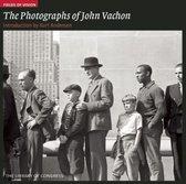 Boek cover Photographs of John Vachon van Kurt Andersen