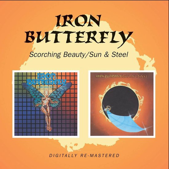 Scorching Beauty/Sun &  Steel, 2 On 1