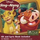 Various - Disney's Sing A Long