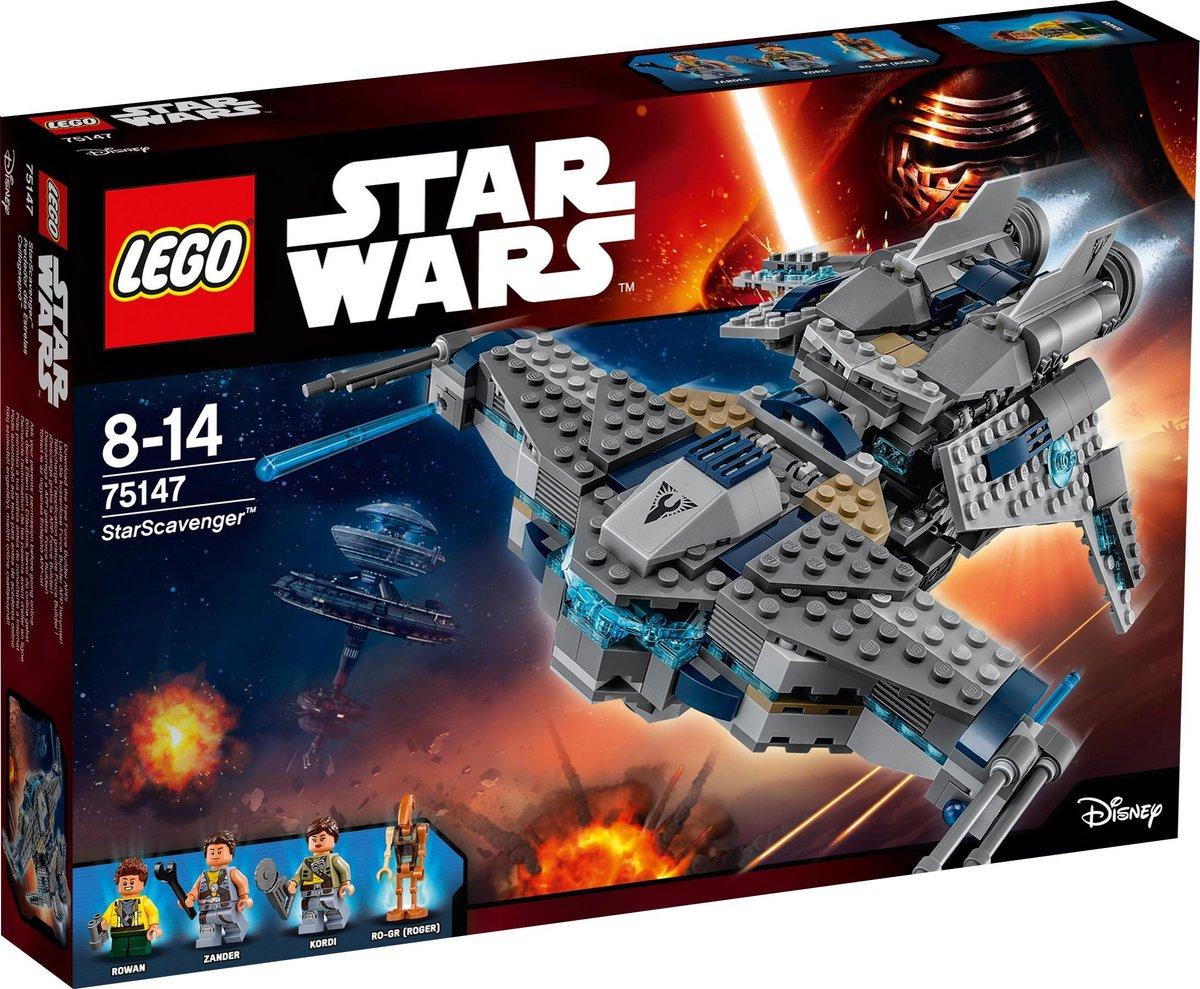 LEGO Star Wars 75147 - Star Scavenger
