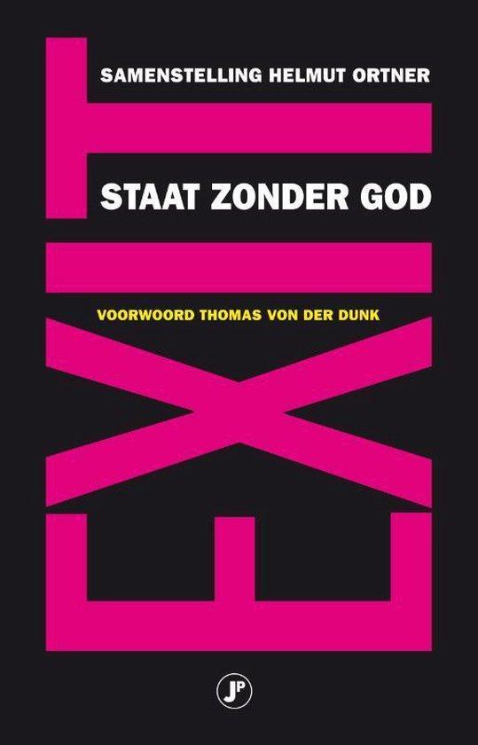 Staat zonder god - Helmut Ortner |