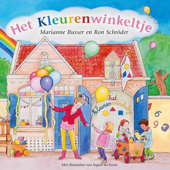 De Winkeltjes - Het kleurenwinkeltje - Marianne Busser |