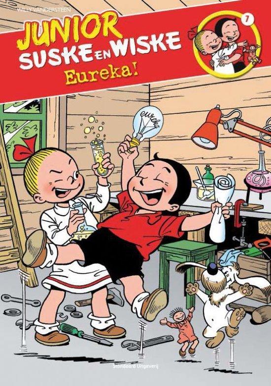 Junior Suske en Wiske 7 Eureka! - Willy Vandersteen |