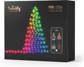 Twinkly Kerstboomverlichting - 10,5 m - LED - 105 lampjes - Multi colour