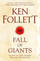 Boek cover Fall of Giants van Ken Follett (Onbekend)