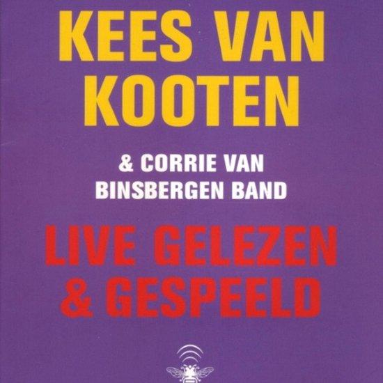 Live gelezen & gespeeld - Kees van Kooten |