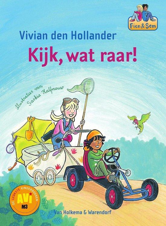 Fien & Sem - Kijk, wat raar! - Vivian den Hollander pdf epub