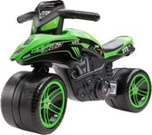 Falk Kawasaki Bud Racing Team Motor - Groen - Jongens - Loopfiets
