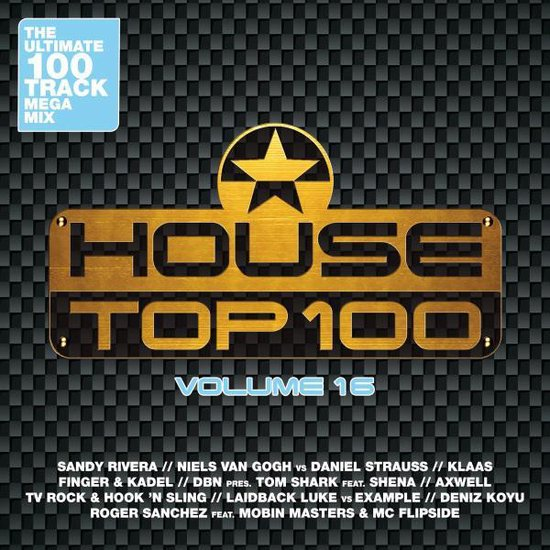 House Top 100 Vol.16