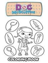 Doc McStuffins Coloring Book
