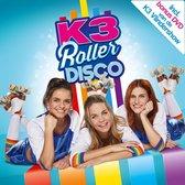 CD cover van K3 Roller Disco (Inclusief Dvd) van K3