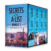 Secrets of the A-List Box Set, Volume 3