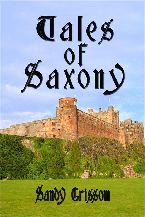 Omslag van Tales of Saxony