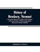 History of Newbury, Vermont