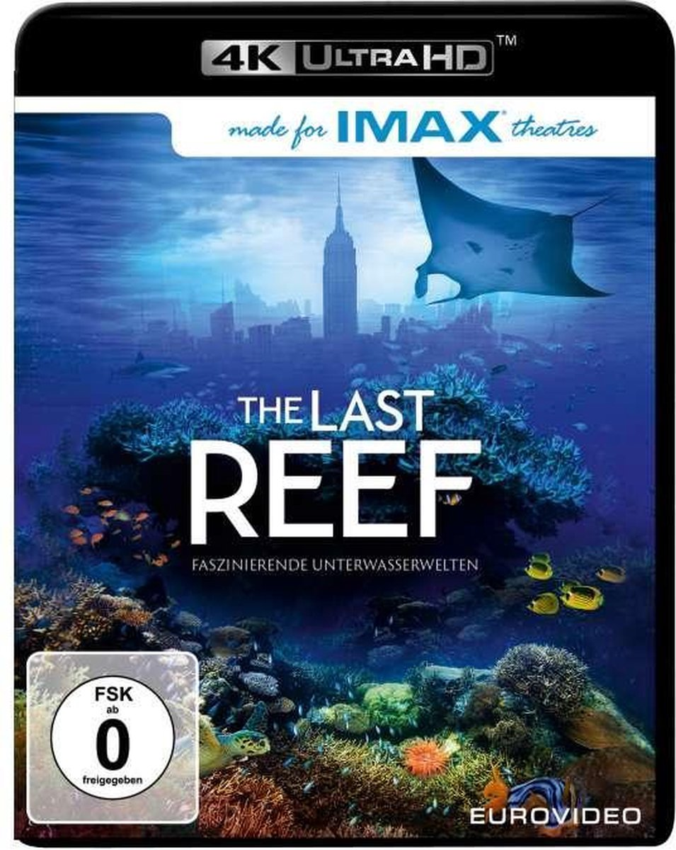 The Last Reef (Ultra HD Blu-ray)-