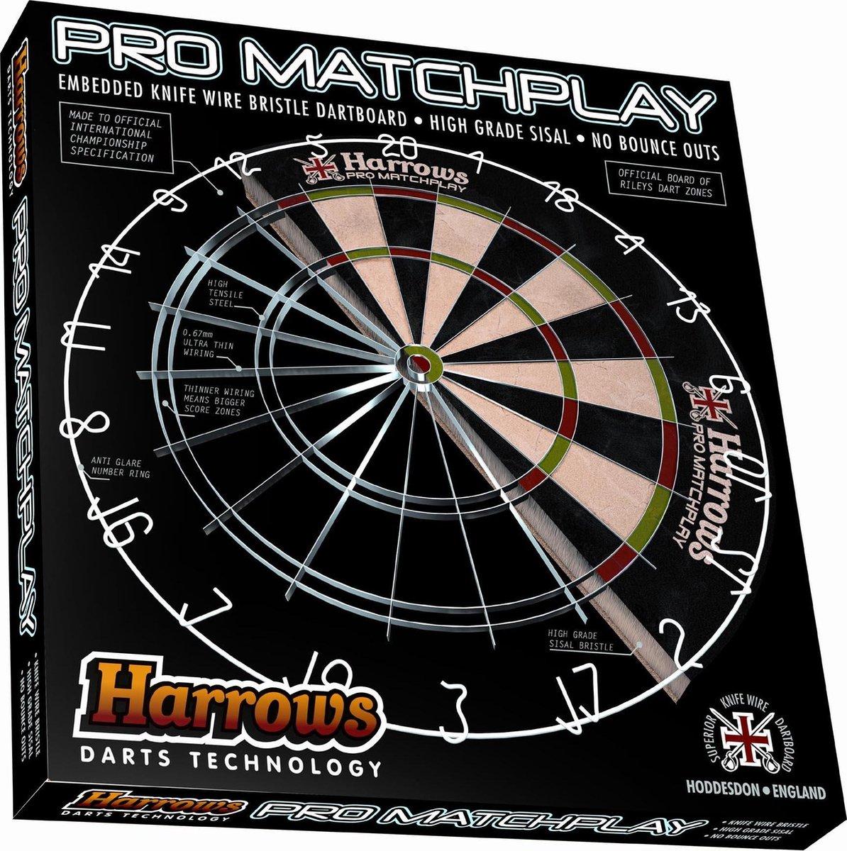 Harrows Dartbord Pro Matchplay