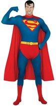 Superman - Second Skin - Morphsuit - Maat L