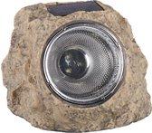 Ranex Rocky - Vijver verlichting - 3 lichts - H 115 mm - Bruin
