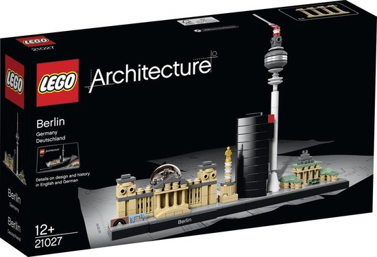 LEGO Architecture Berlijn - 21027